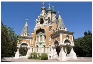 The Russian Cathedral