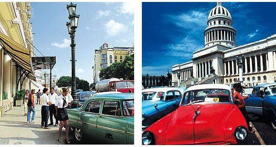 Cuba public transportation