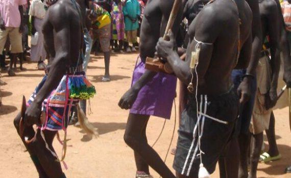 Peace dance to the CPA Sudan
