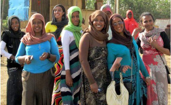 Sudan Women and gender ratio