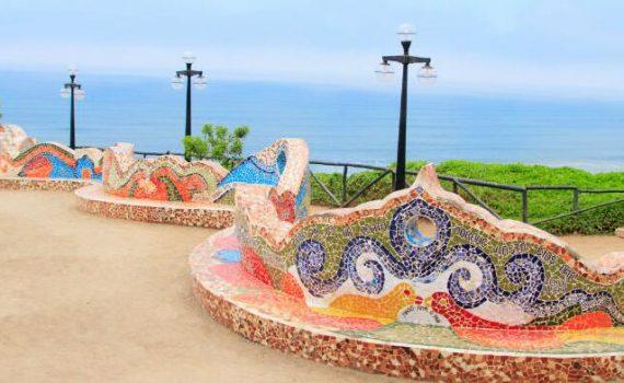 Wanka Identity Park Peru