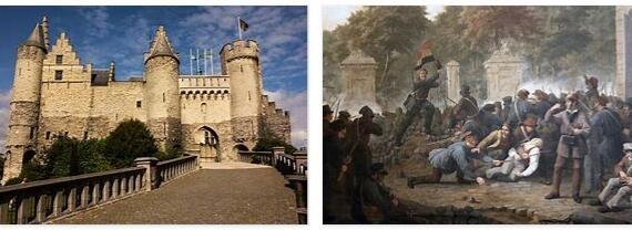 Belgium History