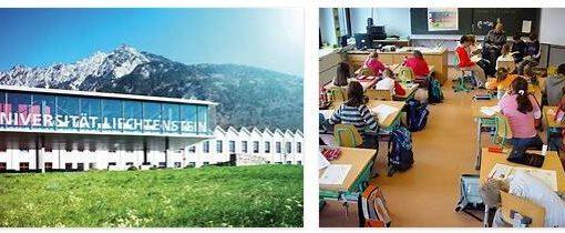 Liechtenstein Education