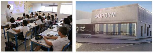 Schools in Cyprus