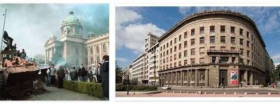 Serbia Recent History