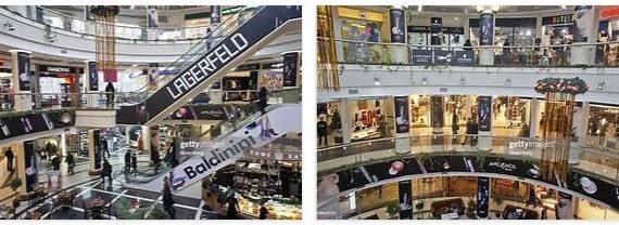 Shopping in Ukraine